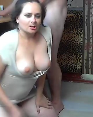 aged babe gives a crazy ride video feature 2