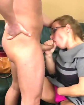 Real mature mother fucked by not her son