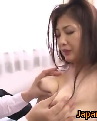 Chisa Kirishima Mature Asian lady shows part6