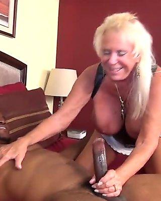 Stormx34 Having Sex With Mandingo Blond from !