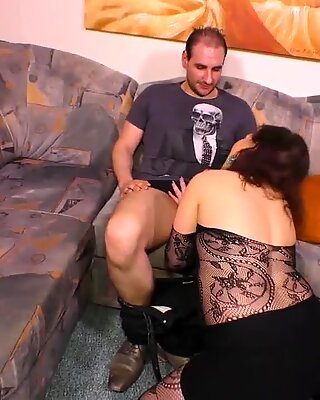 LETSDOEIT - German Couple Deliver Their First Sextape On Cam