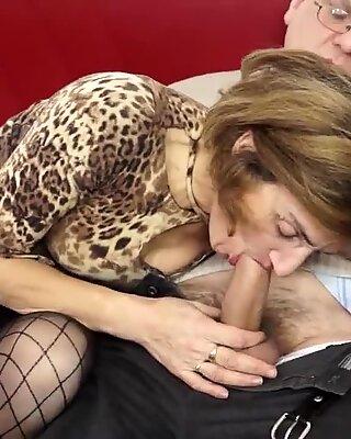 AmateurEuro - Italian Mature Couple First Time Sex On Cam