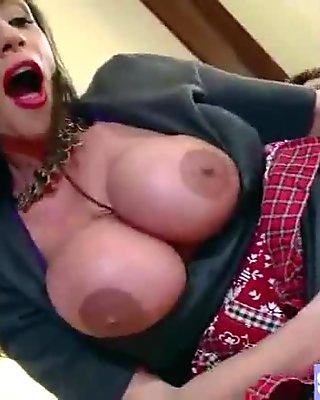 Bigitis Housewife (ariella ferrera) Enjoy Hard Style Sex Action mov-04