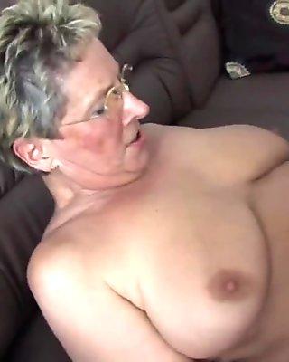 Old sluts fucking well