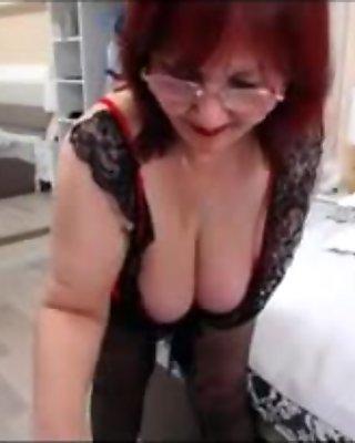 Mature Hot Big Boobies and Ass