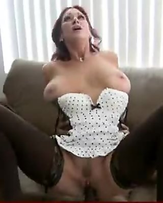 Milf has her FIRST INTERRACIAL Monster Cock 22