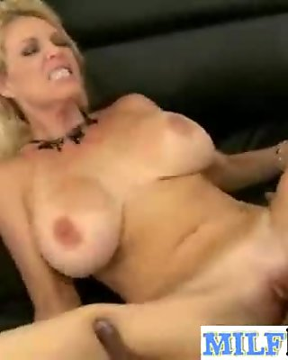 (charlee chase) Mature Slut Lady Banged By Monster Black Dick video-07