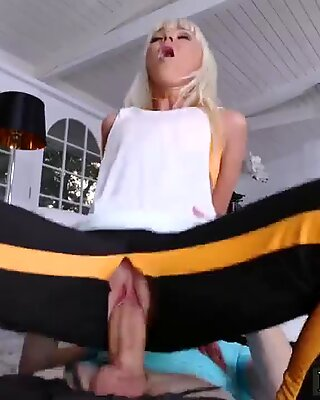 Mother and crony s daughter tied up Stretching Your Stepmom