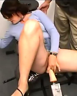 Hot darling gets her sweet cunt fucked hard