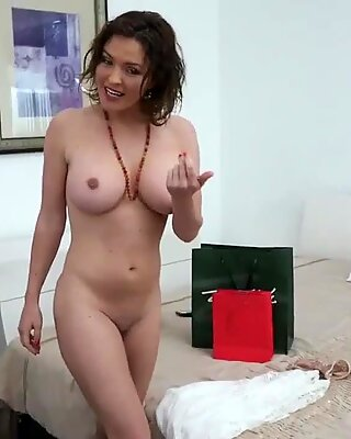 Mom molests partner  patron s daughter first time Krissy Lynn in The Sinful Stepmother