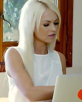 Lena Love Talia Mint Lesbian Massage HD