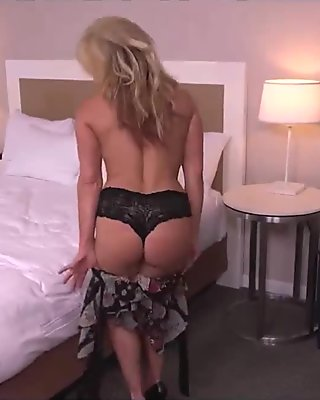 MILF Candy 49 years old part 1
