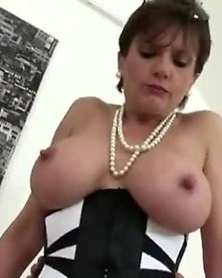 Watch mature british big tits