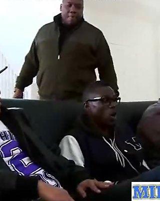(christie steve) Mature Lady Ride Hard Style A Black Mamba Dick video-12