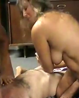 our willing neighbourgirl in a hot 3some