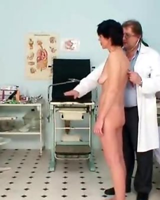 Blonde  gets her tight pussy