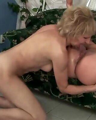 Grandmas and Teens Naughty Sex Compilation