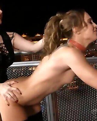 Vegas Balcony boink