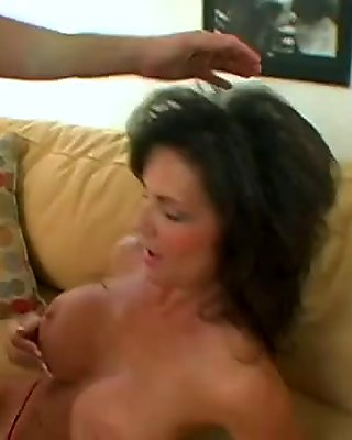 Hot and wild tits playing feature video