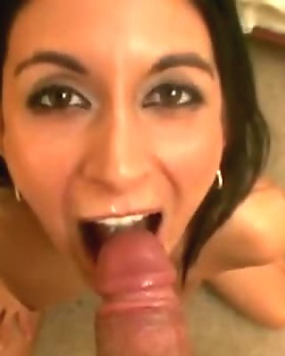Milf gives bj and russian then gets facial