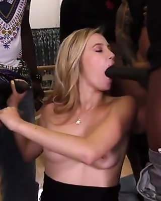 Lucky guy fucking four mature s