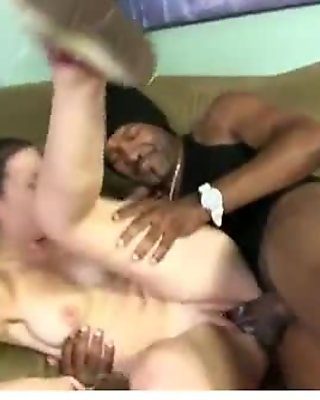 Black monster cock fucks my mommys pussy 26
