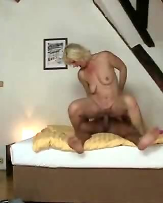 Mom seduces her son in law