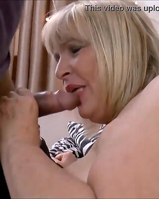 AgedLovE Busty Blonde Interracial Hardcore