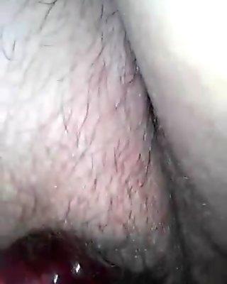 Dildo in pussy