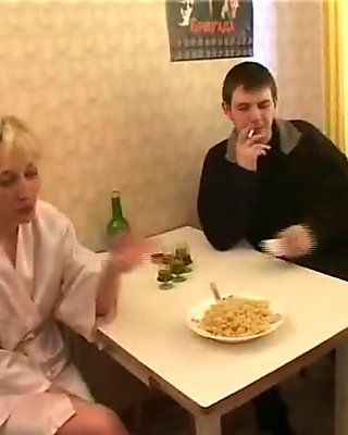 Best Homemade video with Gangbang, Young/Old scenes