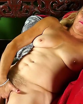 Cristine Ruby in Masturbation Movie - AtkHairy