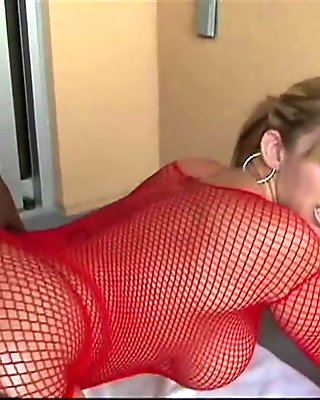 Big booty blonde bitch wants some hardcore stuff right now