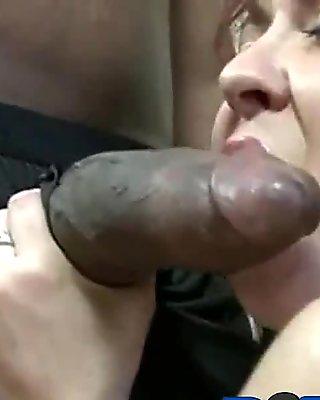 Mega Cock fucking video