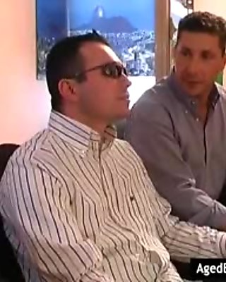 Matures women having an orgy at interview