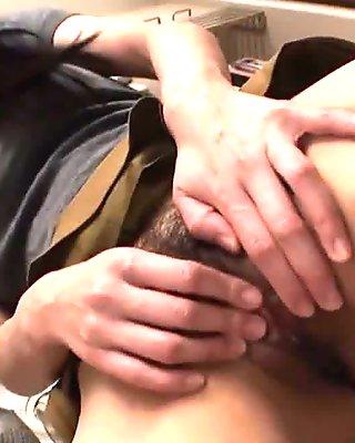 slut gets her pussy fondled film clip 1