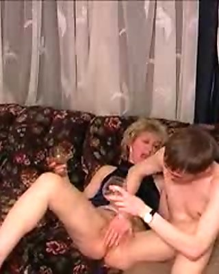 Russian Mature And Boy 255