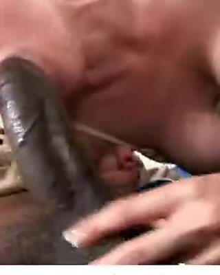 Mommy rides black dong 19