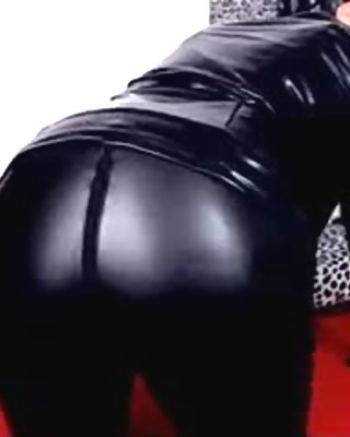 mature latex webcam