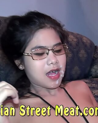 bony Lipped hump Starved tat Slut