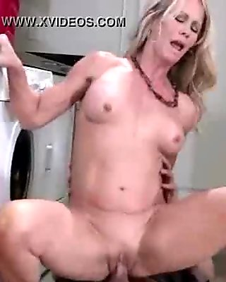 Big Melon Tits Milf (simone sonay) In Hot Sex Action On Tape clip-28