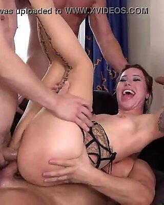 Monika Wild crazy Balls Deep Anal, DAP, Squirt, Other Shit and Swallow GIO1592