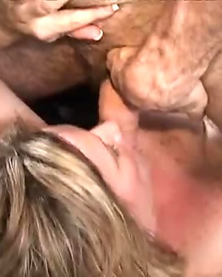 Kinky housewife getting fucked by the neighbour