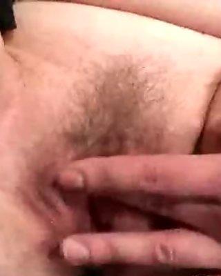 Sexy granny in hardcore action clip