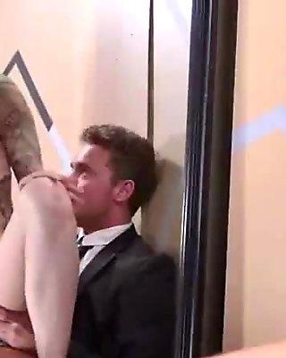 Hardcore Sex Tape With Big Juggs Superb Wife (darling danika) vid-04