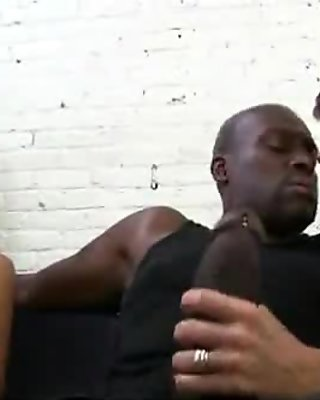 Hot milf fucks hard an huge black cock 20
