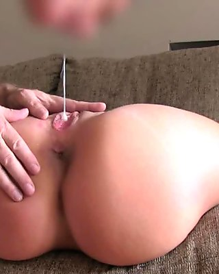 British milf ass fucked at casting agency