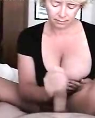 Horny Amateur movie with Handjob, POV scenes