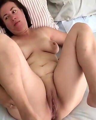 Puffy Mum on display