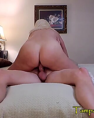 Nude Sunbathing Makes Her Super Horny