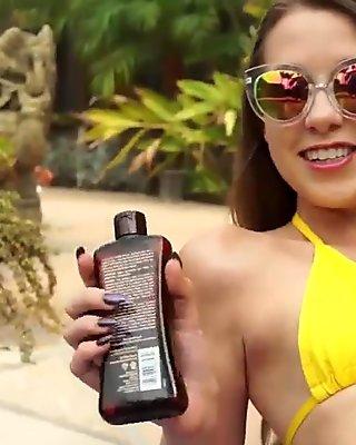 Nasty blonde and brunette sluts get video 2